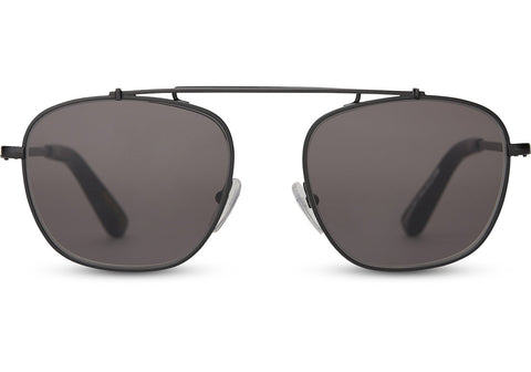 TOMS Riley Or Sunglasses with Olive Green Gradient Lens GzRHr