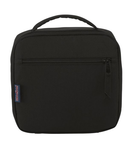 JanSport - Lunch Break Black Lunch Bag