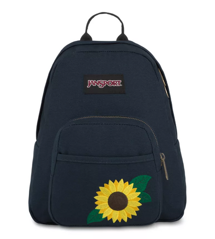 JanSport - Half Pint FX Embroidered Sunflowers Mini Backpack
