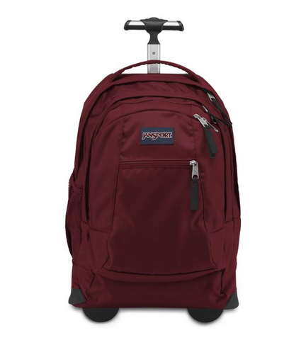 JanSport - Driver 8 Viking Red Backpack