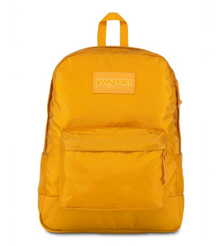 JanSport - Mono Superbreak English Mustard Yellow Backpack
