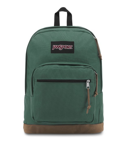 JanSport - Right Pack Blue Spruce Green Backpack