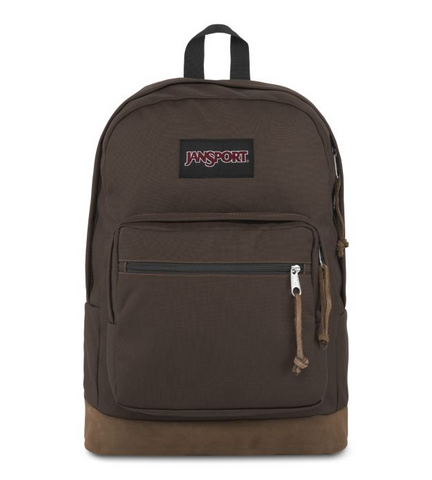 JanSport - Right Pack Coffee Bean Brown Backpack