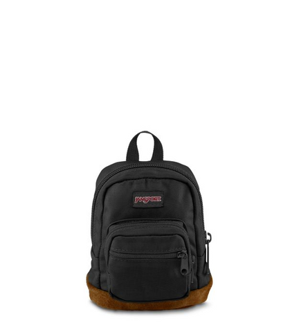 JanSport - Right Black Pouch