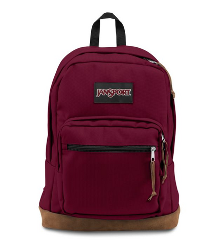 JanSport - Right Pack Russet Red Backpack