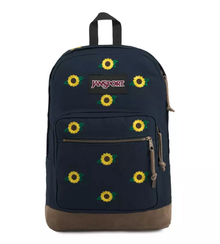 JanSport - Right Pack Expressions Embroidered Sunflowers Backpack