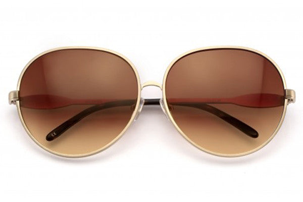 Wildfox - Fleur Antique Gold Sunglasses