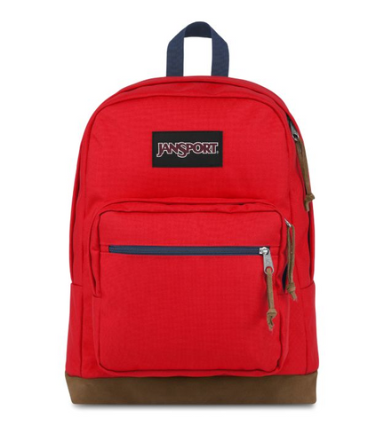 JanSport - Right Pack Red Tape Backpack