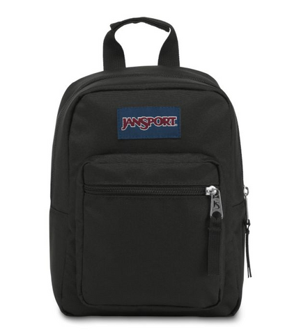 JanSport - Big Break Black Lunch Bag