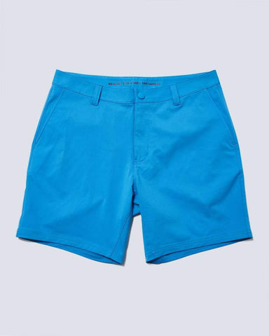 Rhone - 7in Commuter Azure Blue Shorts