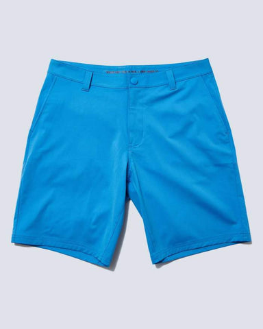 Rhone - 9in Commuter Azure Blue Shorts