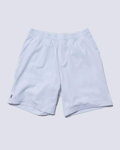 Rhone - 9in Mako Lined Bright White Shorts