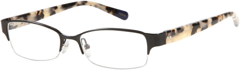 Gant - GAA387 Satin Black Eyeglasses / Demo Lenses