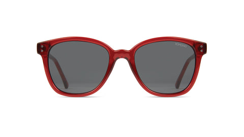 Komono - Renee Ruby Sunglasses / Gray Lenses