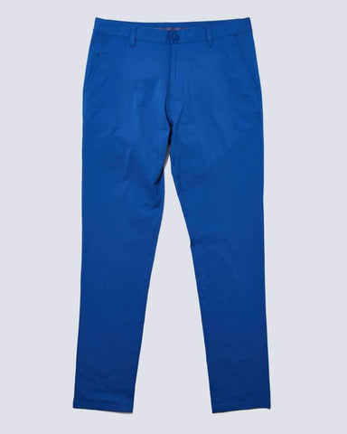 Rhone - Commuter Slim Galaxy Blue Pants