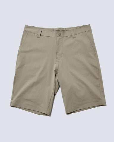 Rhone - 11in Commuter Khaki Shorts