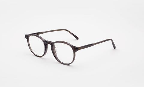 Super - Numero 01 50mm Grey Eyeglasses / Demo Lenses