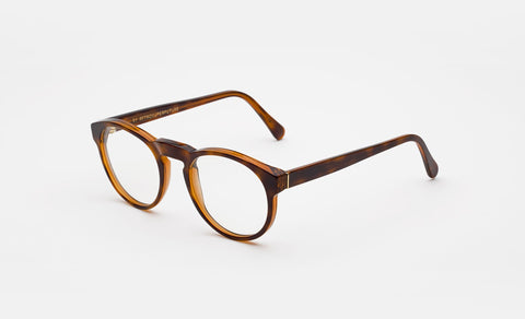 Super - Paloma 52mm Havana Eyeglasses / Demo Lenses