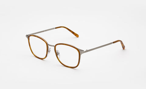 Super - Numero 21 51mm Brown Eyeglasses / Demo Lenses
