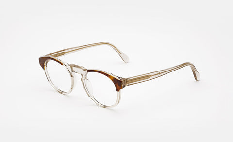 Super - Paloma Repertoire 52mm Havana Eyeglasses / Demo Lenses