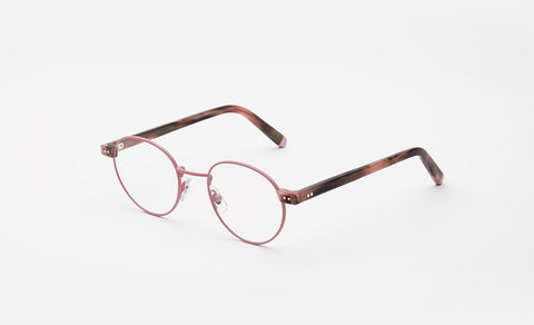 Super - Numero 36 48mm Rose Gold Eyeglasses / Demo Lenses