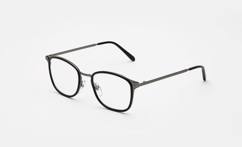 Super - Numero 21 51mm Black Eyeglasses / Demo Lenses