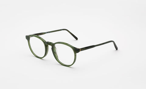 Super - Numero 01 48mm Green Eyeglasses / Demo Lenses