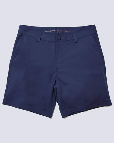 Rhone - 7in  Commuter Navy Shorts