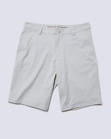 Rhone - 11in Commuter Stone Shorts
