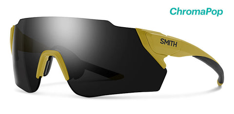 Smith - Attack Max Matte Mystic Green Sunglasses / Chromapop Black Lenses