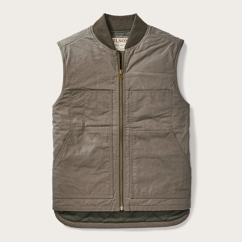 Filson - Dry Wax Walnut Work  Vest