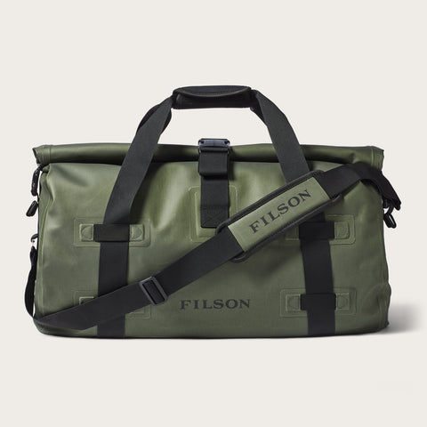 Filson - Dry Green Large Duffel Bag