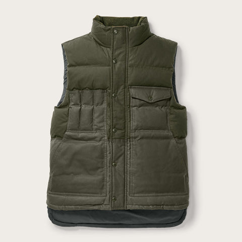 Filson - Down Otter Green Cruiser Vest