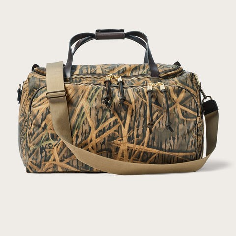 Filson - Filson x Mossy Oak Camo Tin Cloth Shadow Grass Excursion Bag
