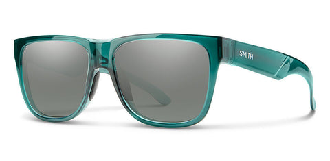 Smith - Lowdown 2 Crystal Deep Forest Sunglasses / Platinum Lenses