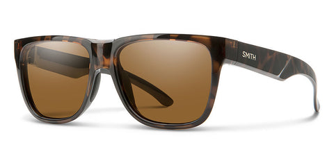 Smith - Lowdown 2 Tortoise Sunglasses / Polarized Brown Lenses