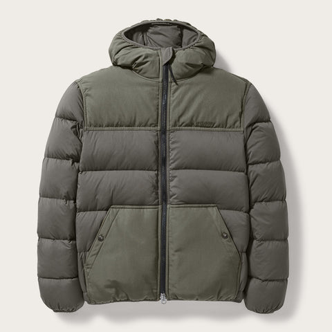 Filson - Featherweight Otter Green Down Jacket