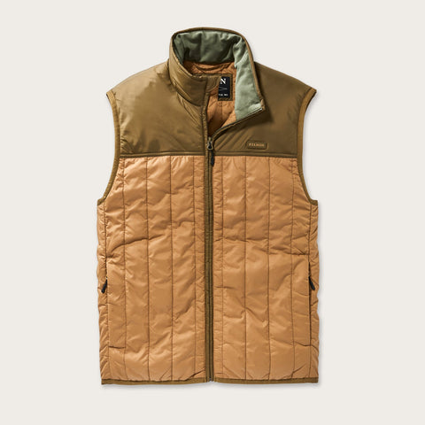 Filson - Ultralight Dark Tan Vest