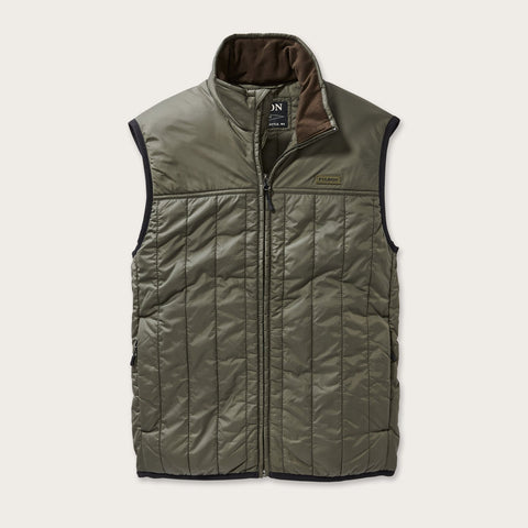 Filson - Ultralight Olive Gray Vest