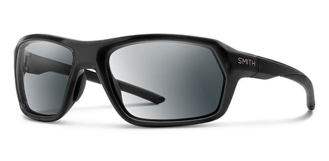 Smith - Rebound 59mm Black Sunglasses / Photochromic Clear Gray Gradient Lenses