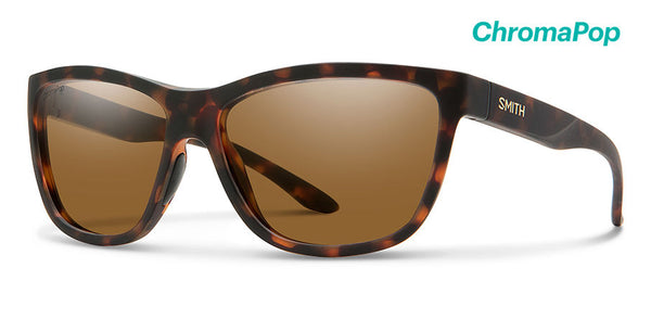 Smith - Eclipse Matte Havana Sunglasses / ChromaPop Polarized Brown Lenses