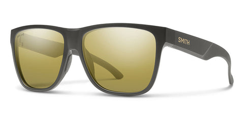 Smith - Lowdown XL 2 Matte Gravy Sunglasses / Polarized Gold Mirror Lenses
