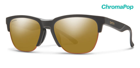 Smith - Haywire Matte Gravy Sunglasses / ChromaPop Polarized Bronze Mirror Lenses