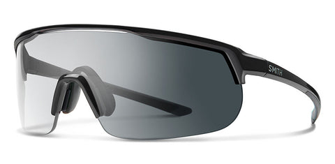 Spy - Bounty Matte Black Sunglasses, Clear Lenses