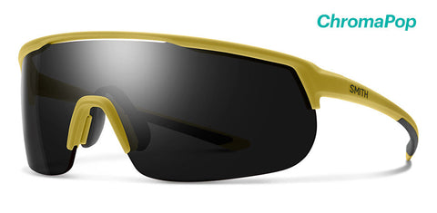 Smith - Trackstand Matte Mystic Green Sunglasses / Chromapop Black Lenses