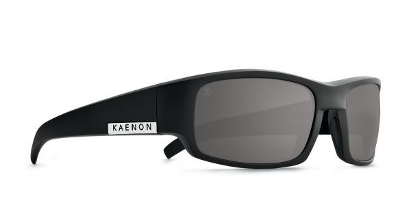 Kaenon - Arlo Black Label Sunglasses, G12 Grey-Black Mirror Lenses