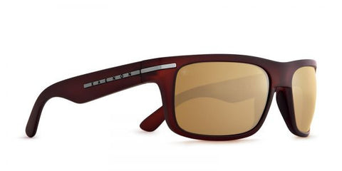 Kaenon - Burnet Gold Coast Sunglasses, B12 Polarized Gold Mirror Lenses