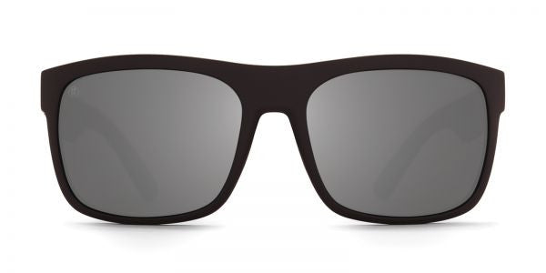 Kaenon - Burnet XL Black Label Sunglasses, G12 Grey-Black Mirror Lenses