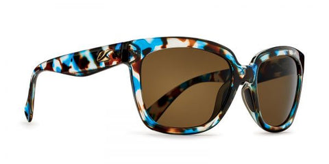 Kaenon - Cali Tidepool Sunglasses, B12 Brown Lenses