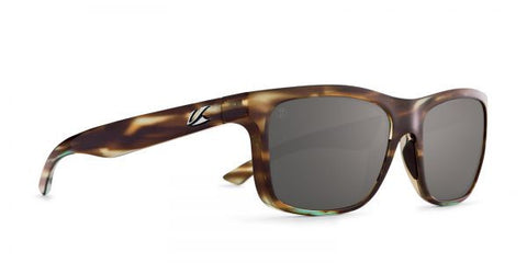Kaenon - Clarke Abalone Sunglasses, G12 Grey-Black Mirror Lenses